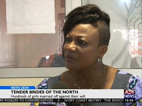 Tender Brides of the North - News Desk on Joy News (9-2-17)