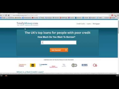 Online Small Loans for Bad Credit UK