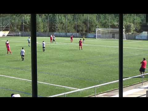 Goles AD Tomiño 0 - 3 Juvenil A Ourense CF