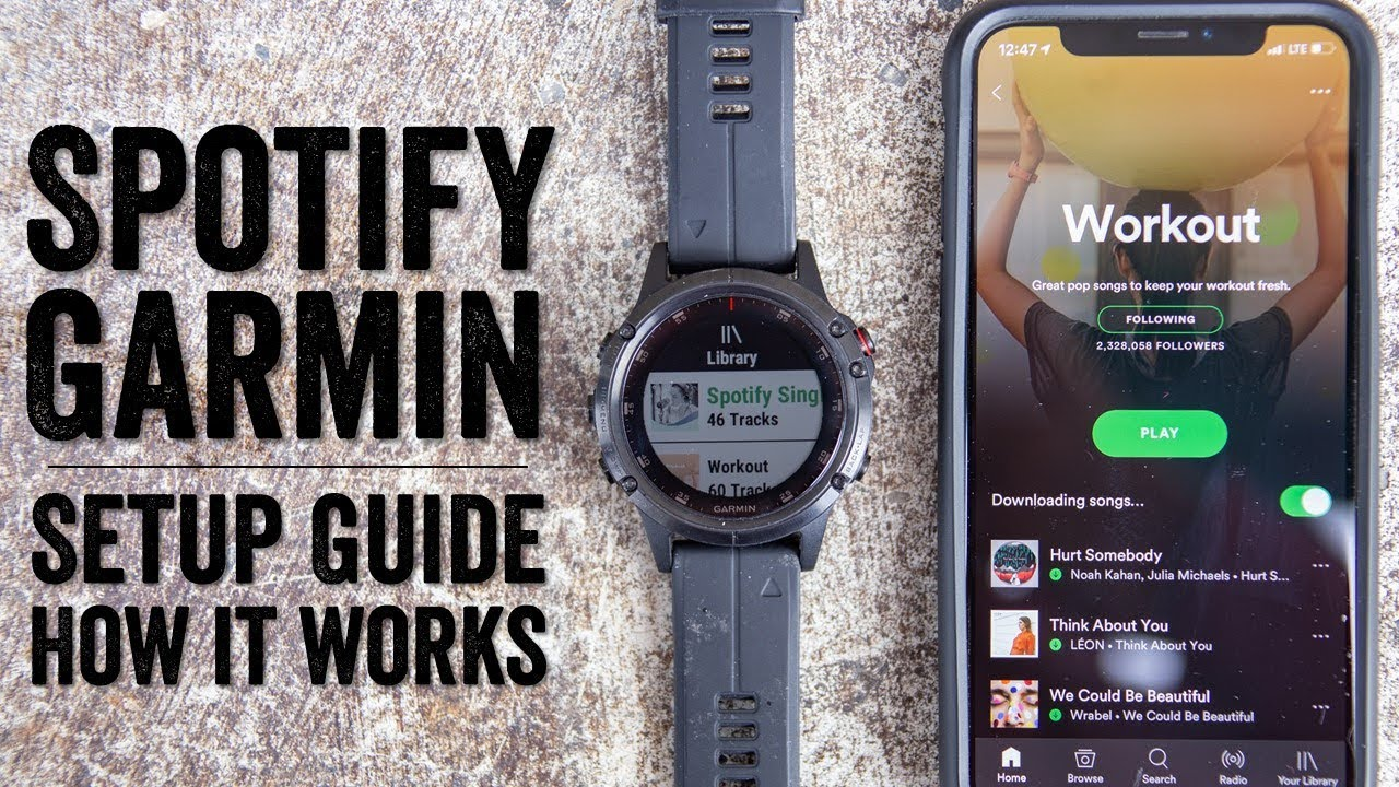 Spotify Now Available on Garmin: Everything you need to know