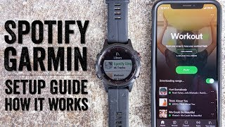 Spotify now on Garmin: Everything you need to know