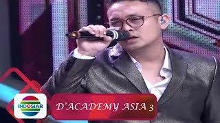 Gilang Pintar Bernyanyi - D'Academy Asia 3