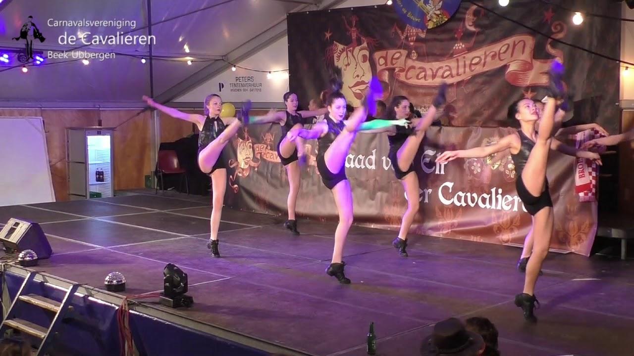 Pronkzitting De Cavalieren 10-02-2018 - Dansgroep de Studio