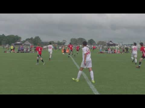 2017 Nationals WUP vs Manhattan SC
