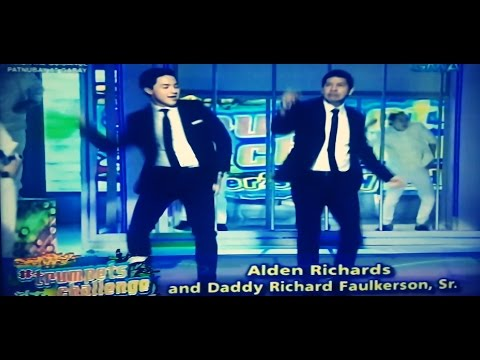 Eat Bulaga June 18 2016 Father's Day Edition Trumpets Challenge