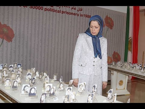 MARYAM RAJAVI'S MESSAGE ON THE ANNIVERSARY OF THE 1988 MASSACRE