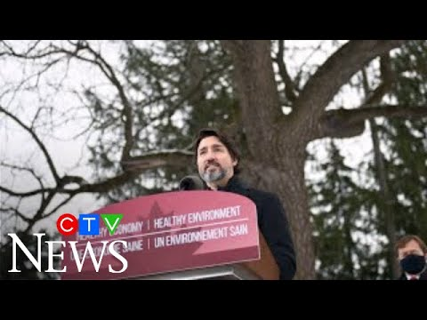 Trudeau: There's no vaccine for polluted planet | Federal climate action plan unveiled