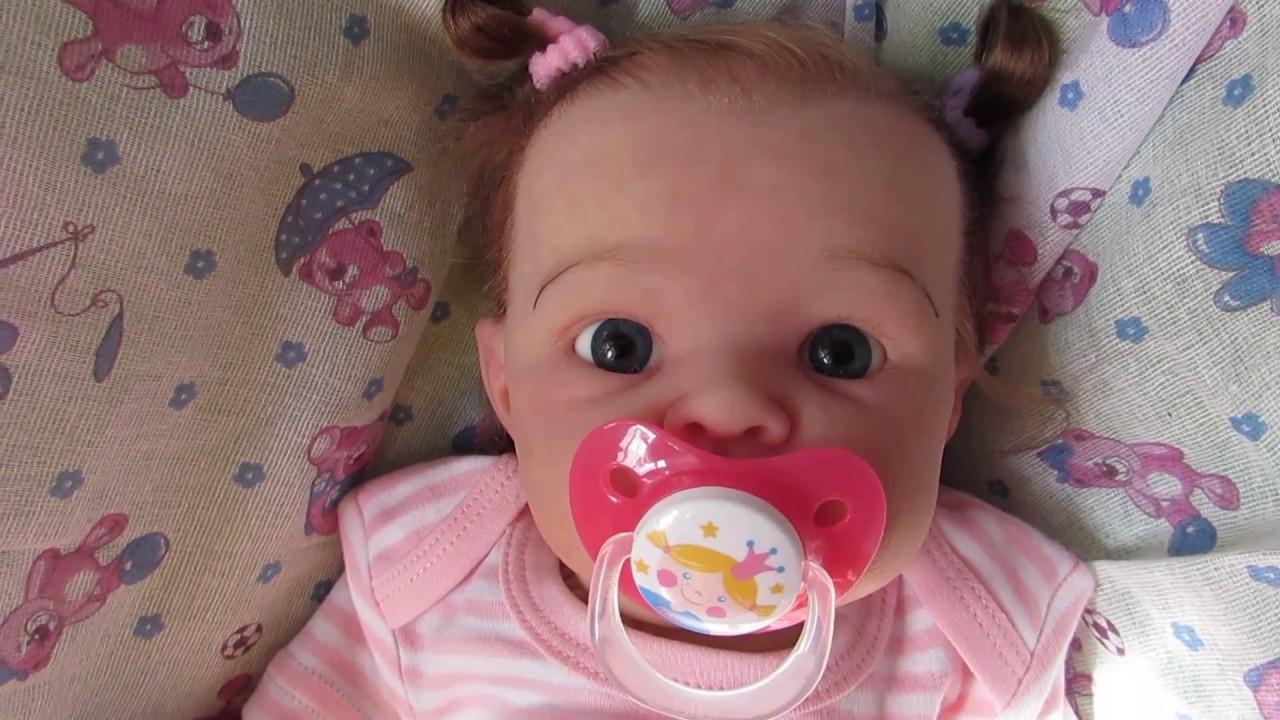 Где недорого купить куклу реборн? я знаю) - YouTube