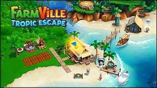 FarmVille: Tropic Escape Gameplay #2