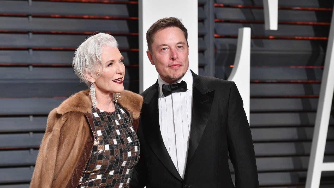Watch: Elon Musk's mother Maye Musk makes COVERGIRL campaign