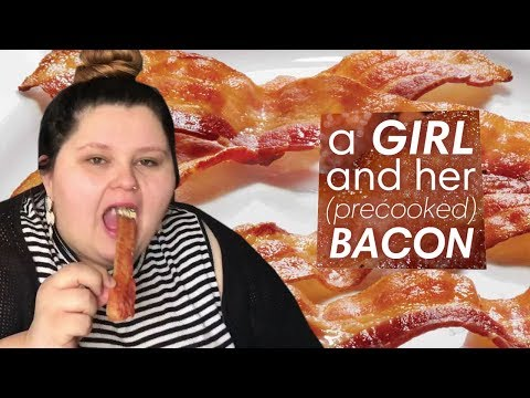 a GORL and her (precooked) BACON | an amberlynn reid saga