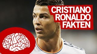 16 FAKTEN ÜBER CRISTIANO RONALDO - Faktastisch