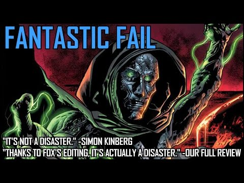 Josh Trank's Fantastic Four: Our Review (Spoilers)