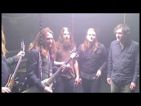 "Darkest Hour ""Savor The Kill official video behind the scenes"""