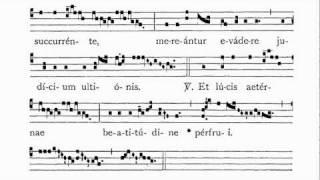 Orlande de Lassus - Missa pro defunctis a 4: IV. Tractus