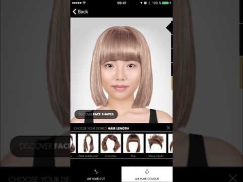 Style My Hair Couleur 3d Applications Sur Google Play