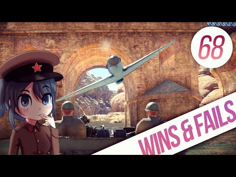 War Thunder: Wins 'n' Fails 68
