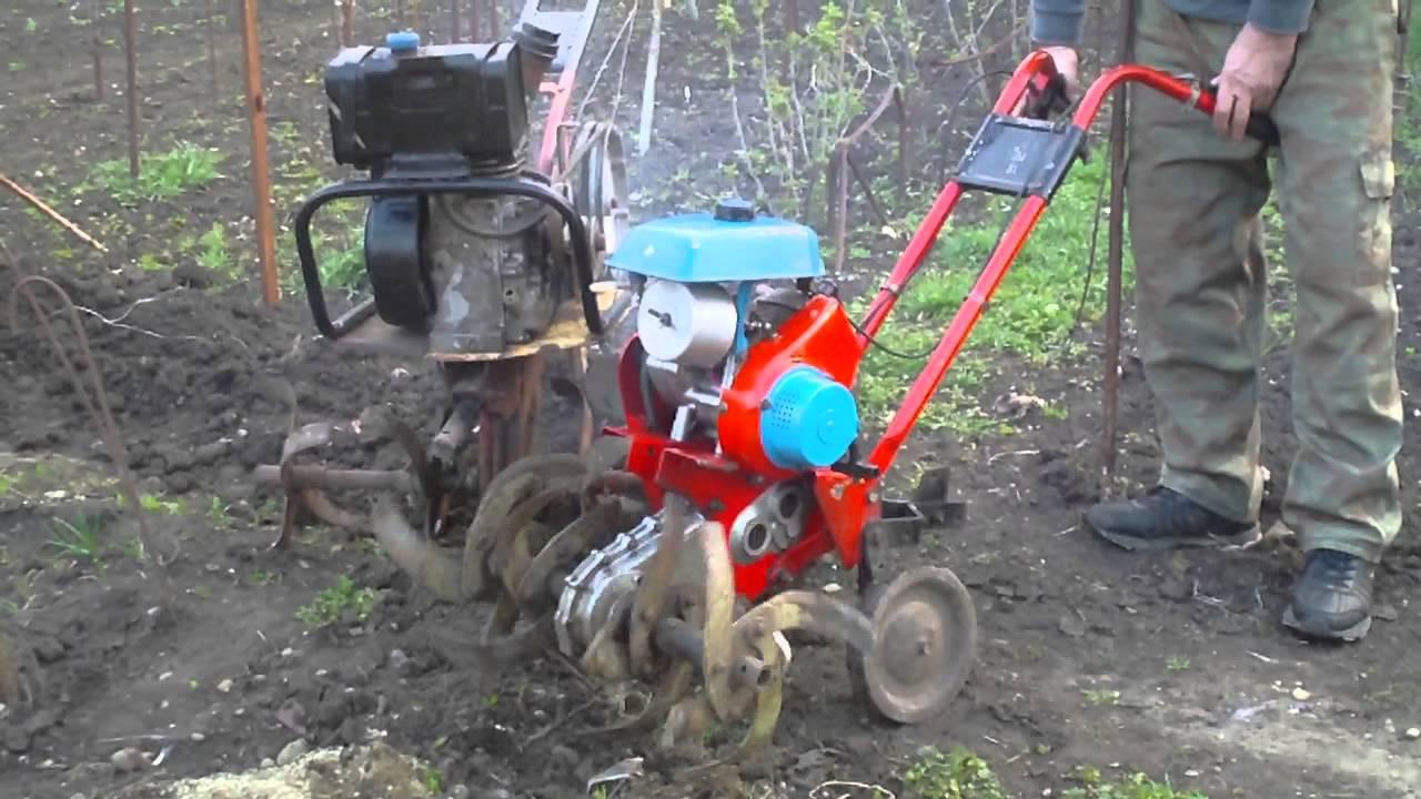 Крот — модель советского и российского мотокультиватора (мотоблока), выпускающегося. На выходные валы редуктора надеваются почвенные фрезы диаметром 320 мм для вспашки почвы, прополки от сорняков или колёса.