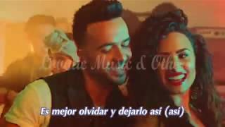 Échame La Culpa - Demi Lovato & Luis Fonsi (Letra)