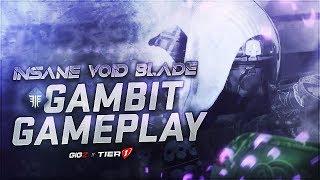 INSANE E3 GAMBIT GAMEPLAY (HUNTER VOID BLADES)