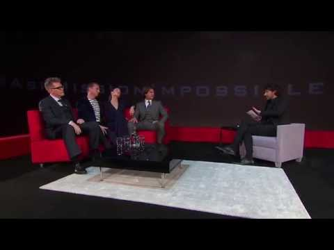 Mission: Impossible Rogue Nation  AskMissionImpossible Cast Q&A