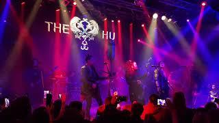The HU - Shoog Shoog (Live at Lucerna Music Bar, Prague)
