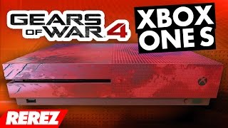 Gears of War Xbox One S Review - Rerez