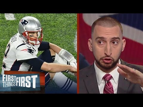 Nick and Cris on the state of the New England Patriots dynasty | FIRST THINGS FIRST