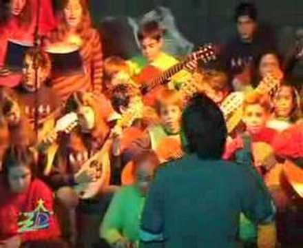 Ροδίων Παιδεία ''Τρίγωνα Κάλαντα'' (19-12-07)
