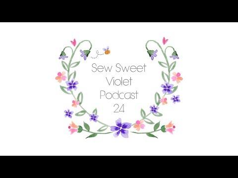 Sew Sweet Violet ..... Episode 24 ~ A bit Vlogmassy Part 2