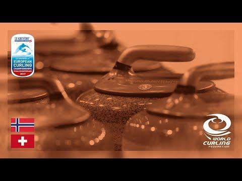 Norway v Switzerland - Men's Bronze medal - Le Gruyère AOP European Curling Championships 2017