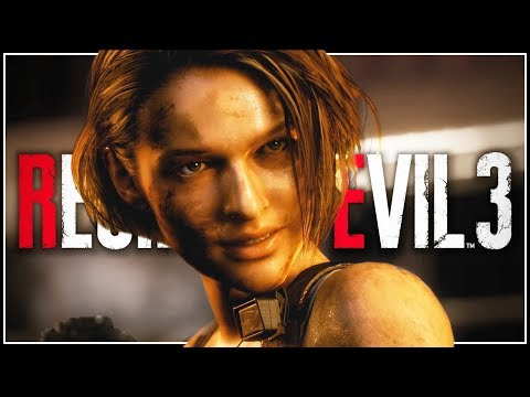 Let's Play Resident Evil 3 Demo - We Horror Game Channel Now