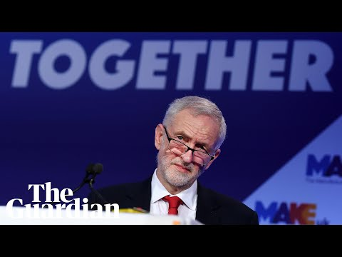 Jeremy Corbyn tells exiled MPs they were elected on a Labour manifesto