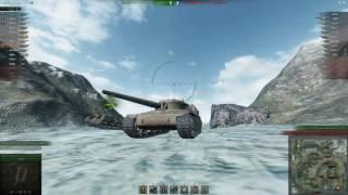 World of Tanks - T28 HTC!Мастер и 3200 урона!Клевая ПТ-САУ!