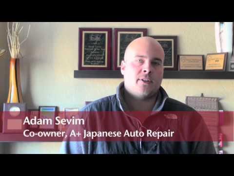A+ Japanese Auto Repair Located in San Carlos, CA