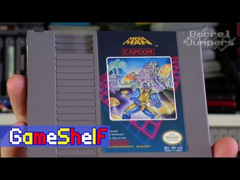 Mega Man - GameShelf #18
