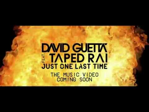 David Guetta - Just One Last Time...