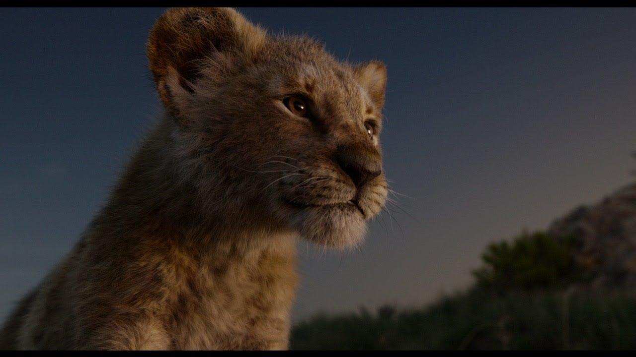 The Lion King , Official Telugu Trailer