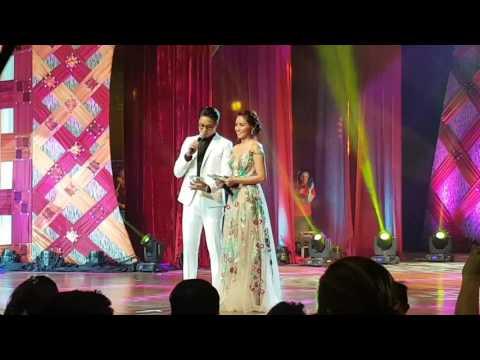 Daniel Padilla And Kathryn Bernardo - Box Office King & Queen 48th Box Office Awards