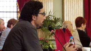 La réplica de Bermejo que puso de los nervios a la concejala PP Maruja Pelegrín