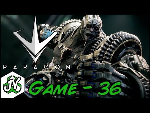 Paragon Gameplay - Game 36 - Riktor