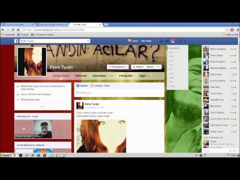 Facebook Profiline Girenleri Görmek 2015 ÇALIŞIYOR