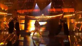 Jennifer Lopez  - Until It Beats no More - Papi - On The Floor - American Music Awards 2011