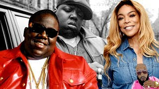 Rare Wendy Williams Video From Back When BIGGIE SMALLS Was Her Dude SHE WAS PRETTY