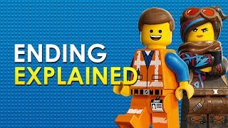 The Lego Movie 2: The Second Part: Ending Explained | Sibling Rivalry
