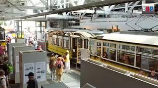 150 Jahre SSB -  Tag d.o. Tür / Open Day Strassenbahnmuseum / Tram / Streetcar Museum, Stuttgart