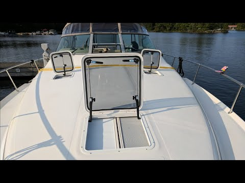 SkyScreen Hatch Shades by Oceanair - Sea Ray Sundancer