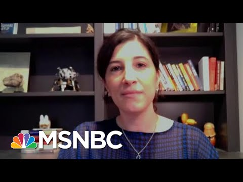 How Sustained Online Falsehoods Helped Fuel The January 6 Capitol Attack   MTP Daily   MSNBC