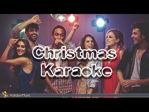 Christmas Karaoke | Best Christmas Songs with Lyrics | Christmas Atmosphere