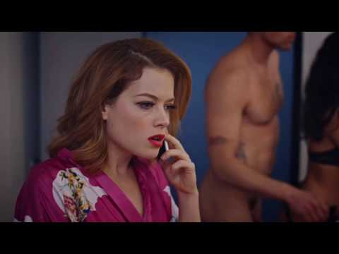 Jane Levy guest appearance on  Swedish Dicks